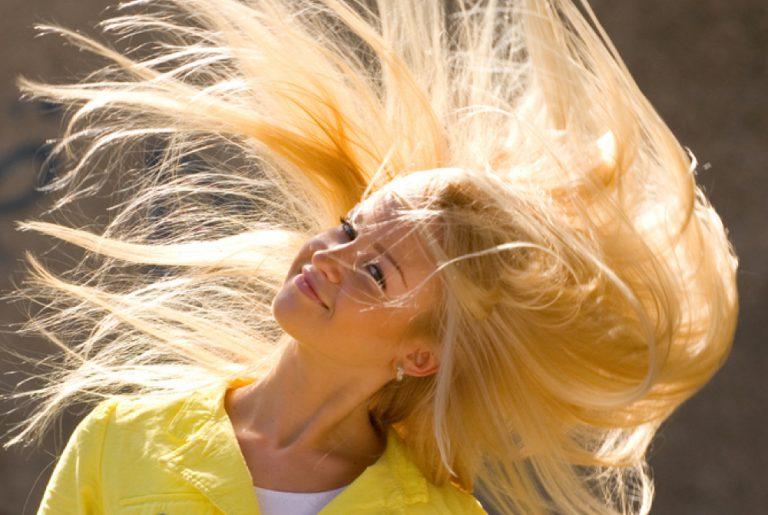 Blond haar, waar komt het vandaan?