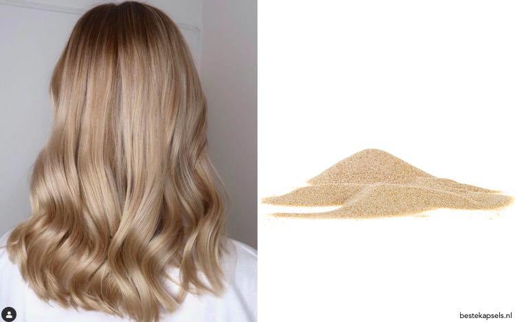 Blond: voorbeelden van koele en warme tinten blond